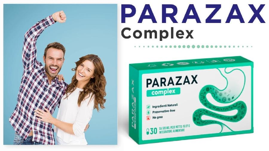parazax ingredienti